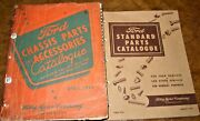 1928-32 33 34 35 36 37 38 39 40 41-46 47 48 Ford Chassis Parts Catalog Car Truck