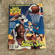 Sports Illustrated For Kids Special Collectors Edition Michael Jordan Space Jam