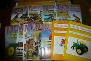 Farm Collector Lot Of 14 Magazines 2007-2009 + 2 Toy Tractor Times 1991