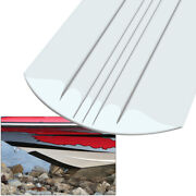 Megaware Keelguard Keel Guard - 5and039 - White - 5 Feet Protector For Boat Up To 16and039