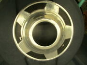 1974 To 1982 Chevy 1500 4x4 Poverty Hubcap 10and 1/8 I.d. Gmc Open Center Hole