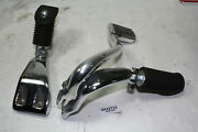 Dyna Mid Foot Controls + Pegs + Brake Pedal Harley Fxd Fxdl Fxdx Eps23722