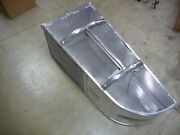 Accelerator Aluminum 4.1 Cub Ft Gcex Exmark Mower Leaf And Grass Catcher Bagger