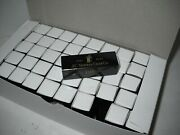 J.c.newman Cigar Matches125th Yr. Black Tip 50 Boxes Of 24 Wood Strike On Box
