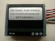 New Hidden Bluetooth Usb/sd Mp3 Stereo Audio System Fits Early And Classic Porsche