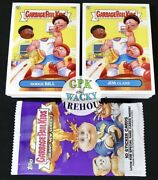 2013 Garbage Pail Kids Brand New Series Bns 3 Complete Base Set 132 Cards