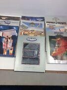 Vintage Lot Of 10 Indianapolis 500 And Brickyard 400 Official Program Guides