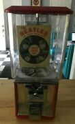 Rare The Beatles Gumball Machine I Saw Her Standing There 25 Cents