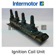 Intermotor Ignition Coil Unit Rail - 12823oe - Eo Quality