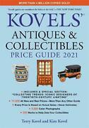 Kovelsand039 Antiques And Collectibles Price Guide 2021 By Kim Kovel English Paperb