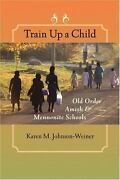 Train Up A Child Old Order Amish And Mennonite Schools By Johnson-weiner K...