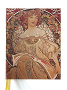 Mucha Reverie Blank Sketch Book New