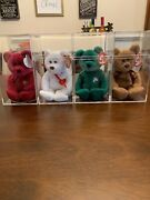 Ty Beanie Baby Bears Lot- Boxes Included