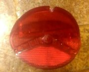 - Nors 1957 Oldsmobile Super 88 98 Tail Light Lens - Good For Spare Marked Od 4