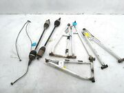 12 Polaris Rzr 4 900 Front Left Right Extended Control A Arm Axle Brake Line Kit