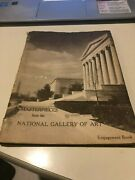 1947 Masterpieces From The National Gallery Of Art Engagement Book Painting