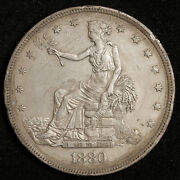 1880 Trade Dollar. Proof Only. 151963