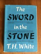 The Sword In The Stone By Th White Collins 1961 Ed Hb Dj