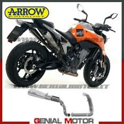 Full Exhaust With 2 Silencers Arrow Pro Race Steel For Ktm 890 R Duke 2020 20