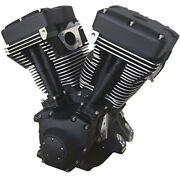 Ultima 113 Twin Cam A Competition Black Out Replacement Engine Motor Harley 99-