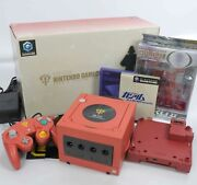 Game Cube Char's Customized Console System Dol-001jp For Japan Game Cd 10199884