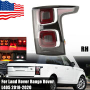 Right Side For Land Rover Range Rover L405 2018 2019 2020 Rear Tail Light Lamp