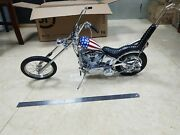 Deagostini Harley Davidson Easy Rider Motorcycle 1/4 Scale Model Completed Item