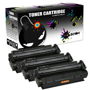 3 Toner Cartridge Replace For Hp Q2613x 4000 Pages Laserjet 1300 1300n 1300xi