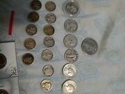 Old Coins Silver Coins America 4 Proofs