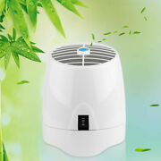 Home Office Ionic Purifier Ionizer Ozone Generator Fresh Air With Aroma Diffuser