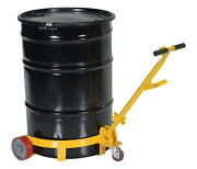 Drum Transporter Lo-profile Drum Caddie Bung Wrench Handle Poly-on-steel Wheel