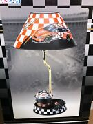 Tony Stewart 20 Nascar Racing Home Depot Table Lamp Retired New In Box B