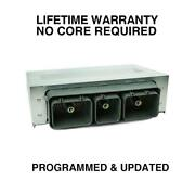 Engine Computer Programmed/updated 2003 Ford Thunderbird 3w6a-12a650-ae Pdo4