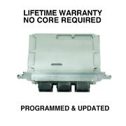 Engine Computer Programmed/updated 2007 Ford Van 7c2a-12a650-ata Teh0 5.4l Pcm