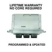Engine Computer Programmed/updated 2007 Ford Van 7c2a-12a650-axa Tnd0 5.4l Pcm