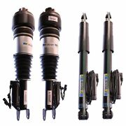 Bilstein B4 Air Front Struts And Rear Shocks Kit For Mercedes W211 E-class Base