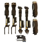 Bilstein B4 Air Front Struts And Rear Shocks And B1 Compressor Kit For Mb W251