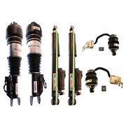 Bilstein B4 Air Front Struts And Rear Shocks B3 Springs Kit For Mb W211 E-class