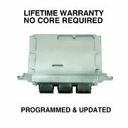 Engine Computer Programmed/updated 2009 Ford Truck 9c3a-12a650-ase Ysh4 6.8l