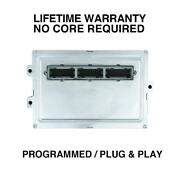 Engine Computer Programmed Plugandplay 2000 Dodge Van 56040403ae 5.9l Pcm Ecm