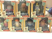 Lot Of 7 Disney Store Toy Story 2-3 And4 Shufflerz Walking Toy Figure