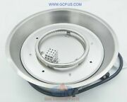 Gcp-fpb-183r Round 18 Stainless Steel Drop - In Pan With A 48 Hose And Lp Regu