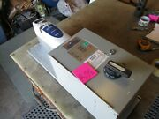Used Emerson Industrial Automation Affinity Vfd Drive And Cb, For Parts/repair A