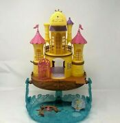 Disney Sofia The First 2-in-1 Sea Palace Castle Mermaid Playset Mattel