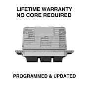 Engine Computer Programmed/updated 2011 Ford Motorhome Bu9a-12a650-dc Tvd2 6.8l