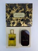 Vintage Aramis After Shave 2 Fl. Oz. And Bar Soap Gift Set New Old Stock W/box