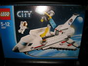 Lego City Space Shuttle In Collaboration With Nasa 3367 Unopened As New