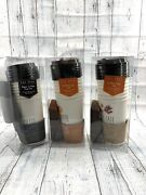 Rae Dunn To Go Coffee Cup Sets Lot Of 3 Pumpkin Spice/fall Y'all/ Coffee New