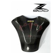 Motorcycle Accessories Black Pure Carbon Tank Covers For Kawasaki Z900 Size M