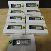 Hp J8177c 1000base-t Sfp Transceiver Module Genuine New Sealed Lot Of 9x Gbic